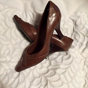 Shoes Brown  leather size 7