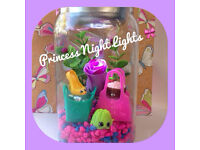 Princess night lights