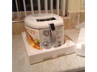 New DeLonghi Rota Fryer