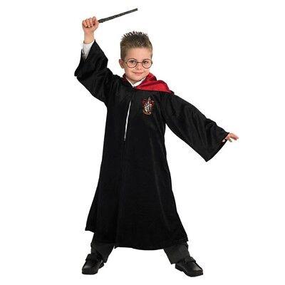 KOSTÜM KINDERKOSTÜM HARRY POTTER ROBE DELUXE 9-10 JAHRE NEU (Kind Deluxe Harry Potter Kostüme)
