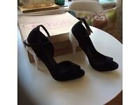 New ladies high heels size 4 uk from Schuh