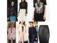 Earn 20% commission selling clothes