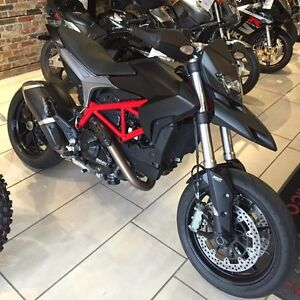 2013 Ducati Hypermotard with only 4700kms