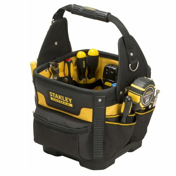 Stanley FatMax Technicians Open Tote Tool Bag Waterproof Base 1-93-952 STA193952