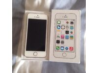 APPLE IPHONE 5S 16GB UNLOCKED FULLY BOXED