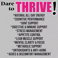 Will you decide today to Thrive through Life?