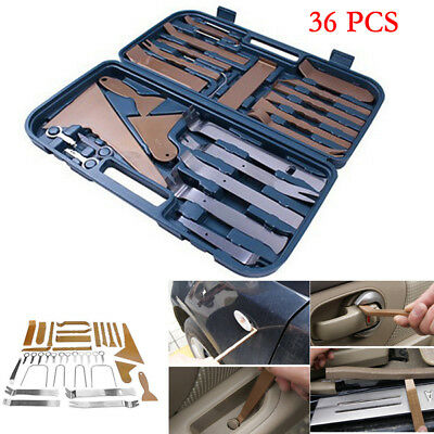 36PCS Car Audio Door Repair Install Tool Panel Dash Remove Pry Stereo Refit Tool