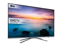 """SAMSUNG SMART 43"""" UHD 4K LED BRAND NEW BOXED WITH REMOTE AND STAND * LOCAL DELIVERY OK"""