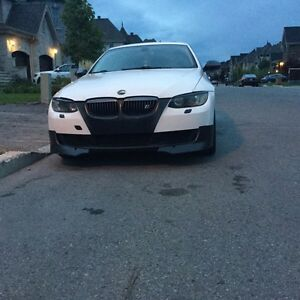 BMW 328xi 2008 coupe m3 body