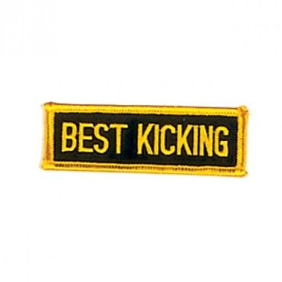 Best Kicking Martial Arts Patch - (Best Kicking Martial Arts)