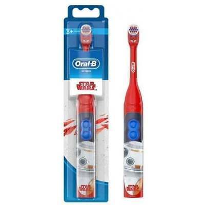 Oral-B Kids Stages Power Battery Toothbrush Star Wars **New*