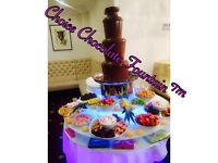 Chocolate Fountain & Candy Floss Hire