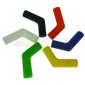 Rubber Shift Sock Boot Shoe Protector/Cover Black RED Blue Green