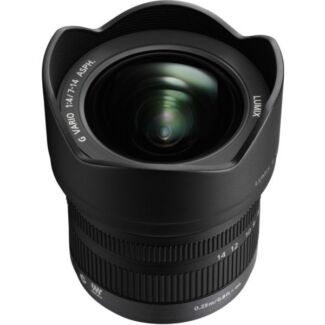 Panasonic 7-14mm F4.0 Ultra wide angle for M4/3