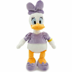 DAISY-DUCK-PLUSH-19-TALL-SWEET-AND-CUDDLY-DISNEY-STORE-EXCLUSIVE-NEW
