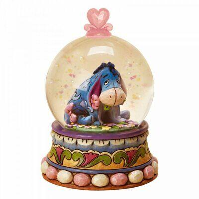Disney Traditions Gloom To Bloom (Eeyore) Snow Globe Figurine 4015351