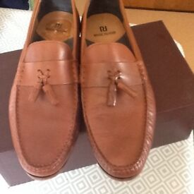 Gents Leather Moccasins