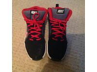 Boys Nike Hi-tops (size 5.5)