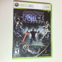 STAR WARS The Force Unleashed for $7