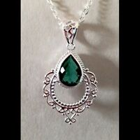 New Sterling Silver Necklace! (Stamped 925)