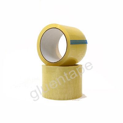 3.0 mil Clear Carton Sealing Packing Tape 2
