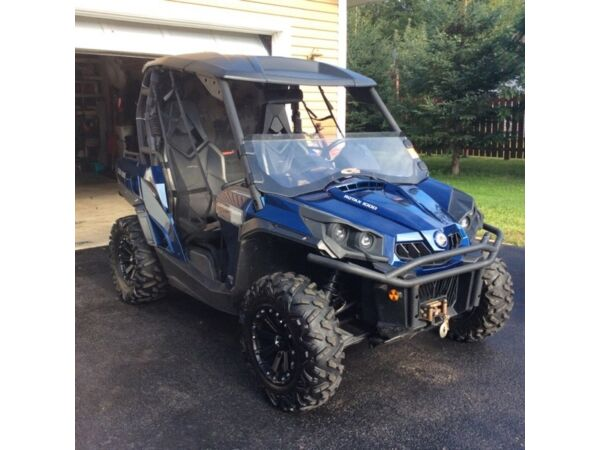 Used 2012 Bombardier Can Am Commander 1000 Limited