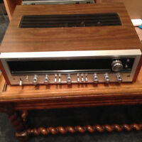 PIONEER SX 737 STEREO RECEIVER w/PHONO SECTION
