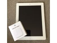 iPad Retina display 4th generation