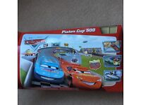 Cars piston cup 500 race track