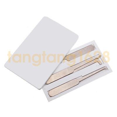 for Beginners Professional Credit Card Door Lock Opener Lock Hidden Tools