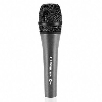 Sennheiser Supercardioid Dynamic Mic - New Sennheiser e845 Supercardioid Dynamic Vocal Mic Authorized Dealer! Warranty