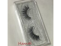 ✨3D Mink False Eyelashes Long Stripe Wispy Party Lashes ***3 FOR THE PRICE OF 2*** free postage