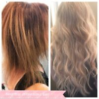(CERTIFIED) EXTENSIONIST SEAMLESS TAPE IN,  FUSION, ITIPS $380+