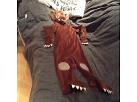Gruffalo costume age 4-6 years