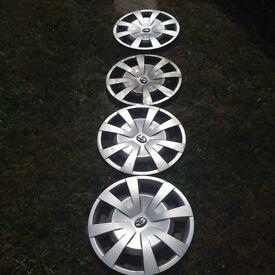 "Wheel caps toyota avensis 16"""