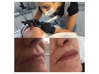Semi Permanent Make up by Nouveau Contour (Karen Betts)