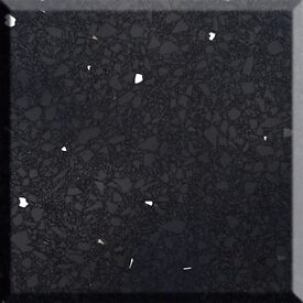 Premium Quality Black Mirror Quartz Stone Tiles