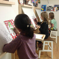 Different Strokes Art Studio Classes for K-12