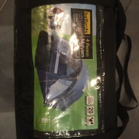 Halford 4 Person Tent