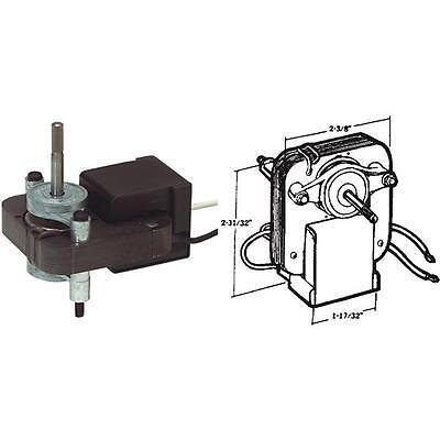 6 Pk U S Hardware Mobil Motor Home RV Kitchen Bath Exhaust Fan Motor V-001B
