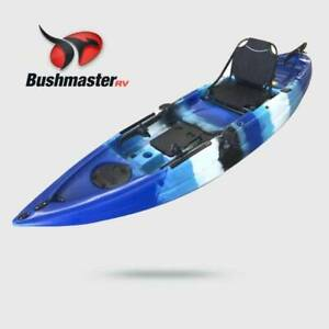 1 plus 1 Marlin Family Fishing Kayak with Rudder | Free Delivery