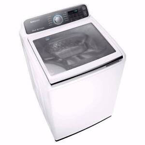 SAMSUNG 10KG TOP LOAD WASHER DUAL WASH - WA10J7750GW Campbelltown Campbelltown Area Preview