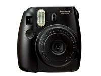 Buy New Fuji Instax Mini 8 Black + 10 Shots with different Colors