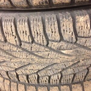 winter tires 225/65R17