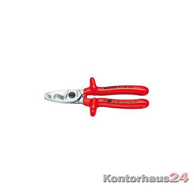 Knipex: Kabelschere VDE 200mm Nr.9517 +++NEU+++