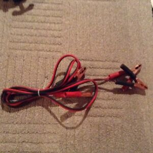 Booster cables for sale