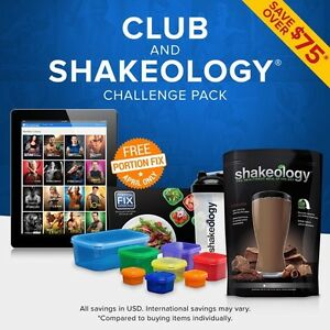 Want to try Shakeology?