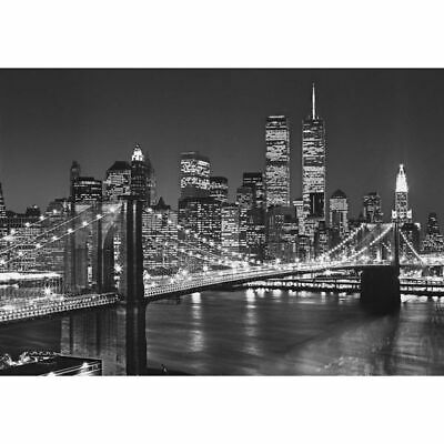 Brooklyn Bridge New York (Ref. 114) 366cm x 254cm  Giant Photo Wallpaper Mural