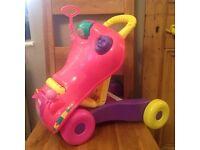 Baby walker / ride on