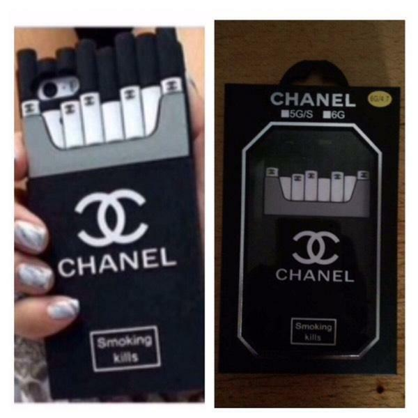 Cases Iphone 5s Chanel Chanel Iphone 5/5s 6/6 Cases